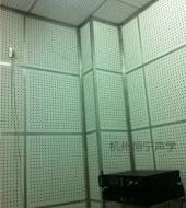宁波利声音响器材隔声房